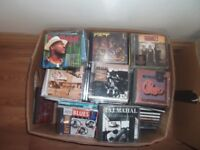 dvd`s + cd`s large amount