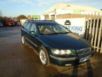 VOLVO V70 2.4 D5 SE Geartronic 5dr Auto (green) 2004