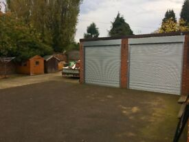 Yard And Lock Up To Rent! Electric Roller Shutters And Electric Gated Entry