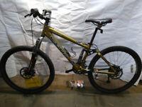 42a48599596 KONA Mountain Bike £225 (or nearest offer) at The RockStone Cycling Hub