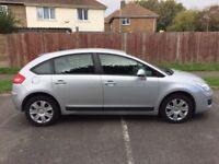 Citroen C4 Airdream + HDI. Immaculate car. One lady owner.
