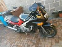 Kawasaki ZZR600 project