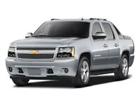 2008 Chevrolet Avalanche 4WD Crew Cab LS