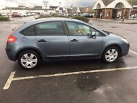Citroen C4 1.6 i 16v SX 5dr, 95,000 miles CAT C, great runner, good condition.