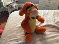Soft toy plush Disney Tigger