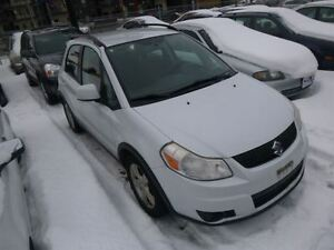 2010 Suzuki SX4 ALL WHEEL DRIVE | ONE OWNER |CLEAN CAR |