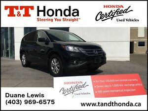 2013 Honda CR-V EX *One Owner, Sunroof, Rear Camera, Bluetooth*