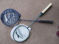slazenger badminton rackets