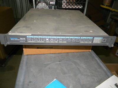 Tektronix Tsg 422 Digital Component Generator