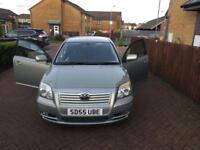 Perfect condition Toyota avensis 2005 hatchback 1.8VVT-i T3-X 5dr