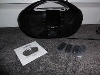 Gear 4 CDB-50ipod dock speaker CD/FM Radio