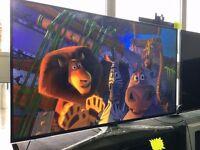 "Samsung 55"" 3d smart full hd led tv"