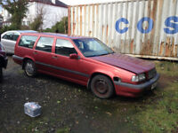 VOLVO 850SE ESTATE AUTO-FOR SPARES OR REPAIR OR RESTORATION