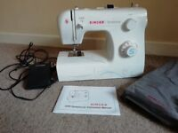 Singer Symphonie 2250 sewing machine as new under guarantee