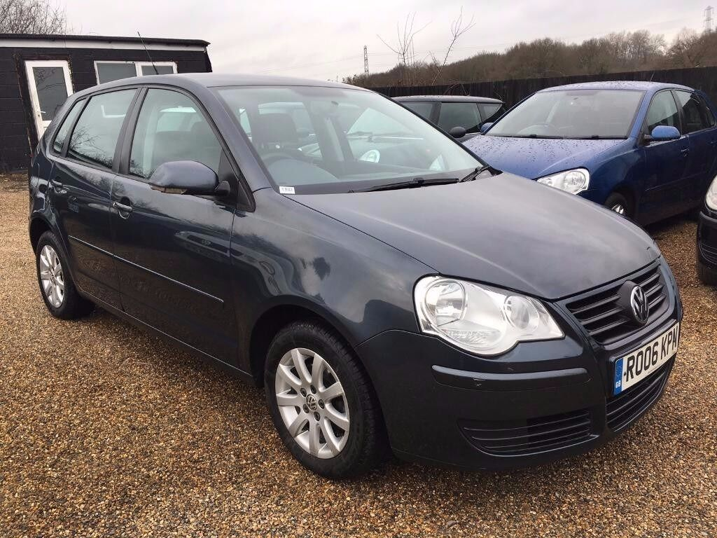 vw polo 1 2se 2006 5dr ideal first car cheap insurance in edmonton london gumtree. Black Bedroom Furniture Sets. Home Design Ideas