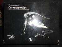 Tala Professional Corkscrew Set - BNIB