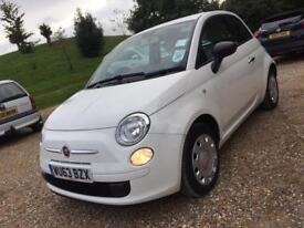 2013 Fiat 500 PoP Lovely Car Just serviced Ready to Go!!