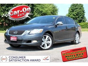 2011 Lexus GS 350 AWD LEATHER NAV SUNROOF REAR CAM HTD/COOLED SE
