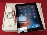 Apple iPad 2 64GB WiFi + Cellular, Unlocked, Black, WARRANTY, NO OFFERS