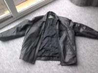 Good quality leather jacket