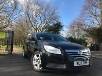 2011 VAUXHALL INSIGNIA 2.0 CDTI AUTOMATIC EXCLUSIVE BLACK 5 DOOR LOW MILES FULL SERVICE HISTORY