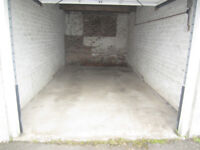 Garage / Lock Up for rent - East Kilbride - provisionally taken.
