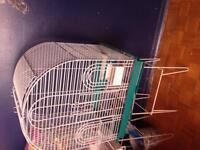 Big Bird cage with stand for sale just $50 if get today