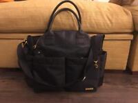 Skip Hop Chelsea Chic Satchel Changing Bag