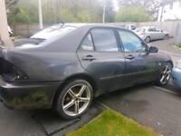 Lexus is200 drift rwd