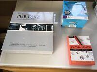 set of 3 quiz games