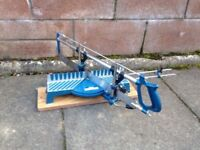 Angled Mitre Saw