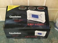 Goodmans MP3 player as new