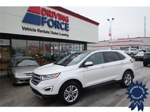 2016 Ford Edge SEL All Wheel Drive SUV, Remote Start, 26,657 KMs