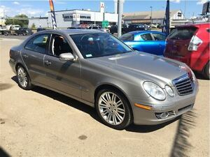 2007 Mercedes-Benz E-Class ALL WHEEL DRIVE! 123K! Edmonton Edmonton Area image 2