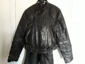 Motorcycle Jacket XXXL Leather