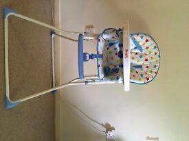Red Kite Feed Me Compact Bertie Bear Highchair