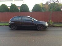 Seat Ibiza (FR) TDI Turbo Diesel 6 speed 2006