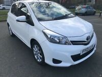Toyota Yaris 18000 miles only mint condition