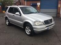 Mercedes ml270 diesel