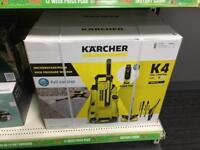 Karcher pressure washer K4 full Control + home kit - New