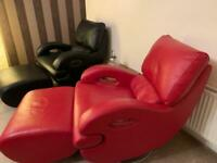Designer Leather Chairs