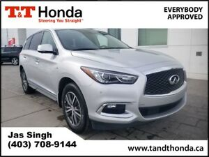 2017 Infiniti QX60 *Heated Seats/Steering, Rear Camera, Moonroof