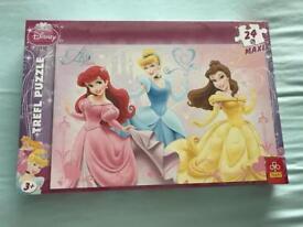 Disney princess jigsaw
