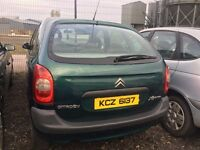 2001 Citroen xsara, 2.0 diesel, breaking for parts only, all parts available
