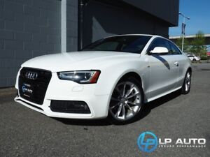 2016 Audi A5 2.0T Progressiv! S Line! Easy Approvals!