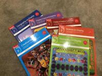 Belair display books for ks1 and ks2