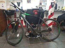 Cube moutian bike