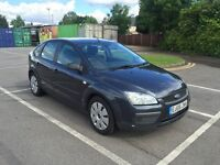 06 PLATE FORD FOCUS 1.6 AUTO 1 OWNER LOW MILES SERVICE HISTORY CAMBELT DONE 5 DOOR GREY AUTOMATIC