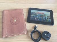 "Kindle Fire HD 7"", Dolby Audio, Dual‑Band Wi‑Fi, 16 GB"
