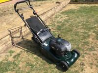Hayter Harrier 41 Petrol Lawnmower Self Propelled Fully Serviced Great Mower Great Results